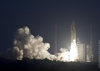Ariane-5 launch